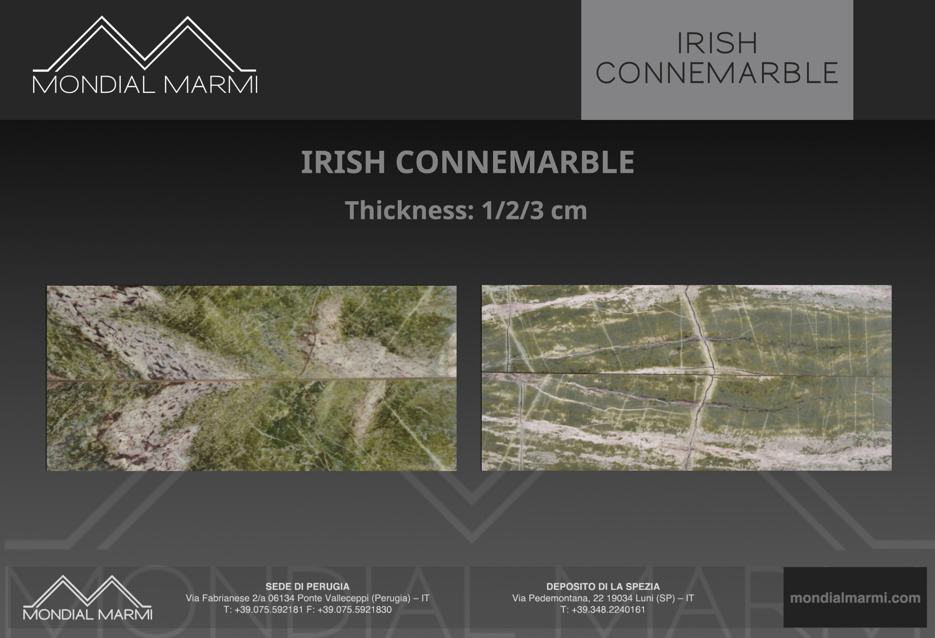 Irish Connemarble